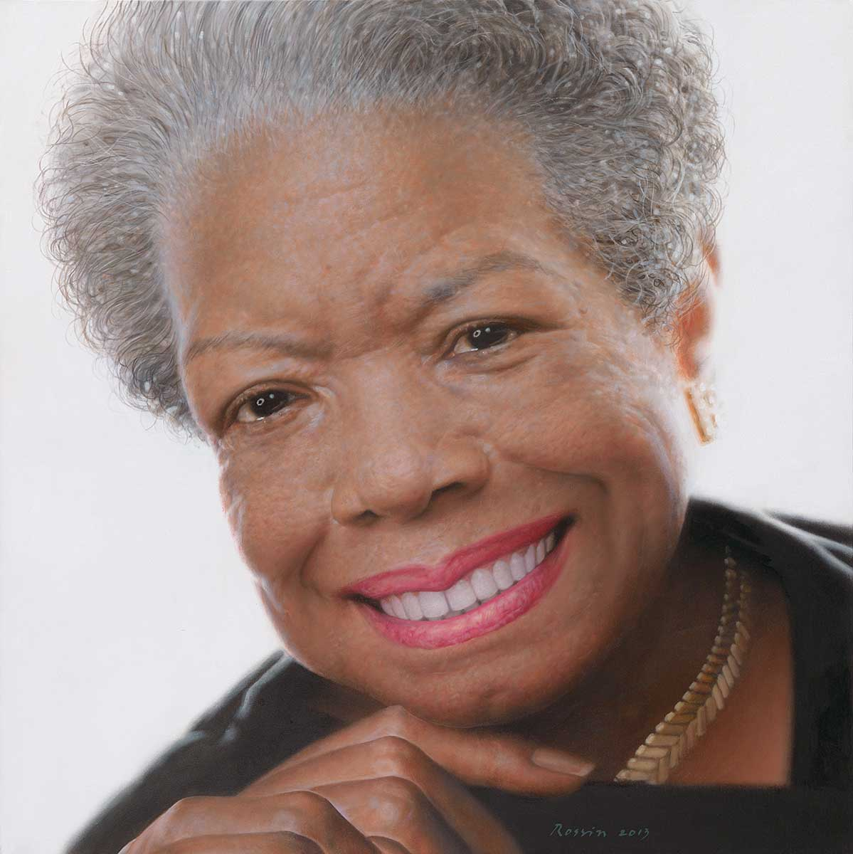 Conversation Between Maya Angelou And Nmafa Director