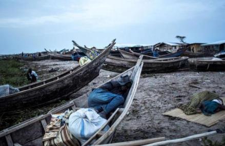 Ouganda : 6 pêcheurs congolais condamnés à un an de prison ferme par le tribunal de Katwe