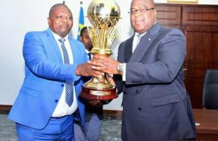 RDC: Félix Tshisekedi promet un véhicule à chaque léopard basket champion de l'AFROCAN