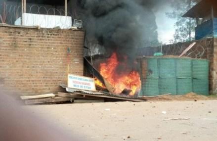 Nord-Kivu : l'auditorat militaire arrête 36 personnes impliquées dans l'incendie de la mairie de Beni et la base de la MONUSCO