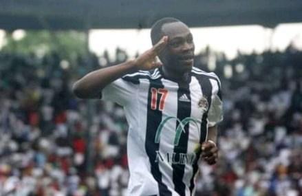 CAF-C1 : Jackson Muleka donne l'espoir aux corbeaux de TP Mazembe devant Zesco United en déplacement