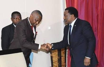 Kinshasa : Kamerhe à ses militants «L'échec de l'UNC est celui du FCC y compris de notre allié UDPS. Soyons unis»