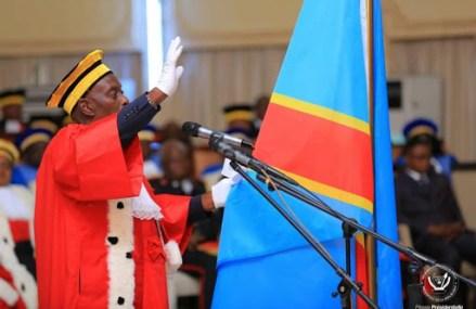 RDC : Le nouveau Procureur Général près la Cour Constitutionnelle, prête serment ce mardi au palais du peuple