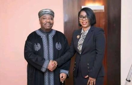 Gabon: une femme nommée Premier ministre
