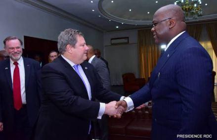 RDC : Après la mise à l'écart du général Numbi, les USA annoncent un soutien pour la construction des casernes militaires