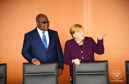 Diplomatie: La chancelière allemande dépêche une délégation à Kinshasa
