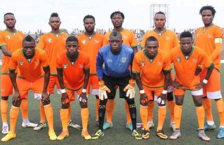 Foot: FC Renaissance du Congo boucle sa première phase de préparation