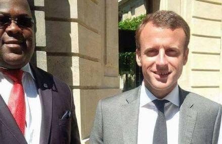 Coopération : Emmanuel Macron apporte son soutien à la vision de Félix Tshisekedi