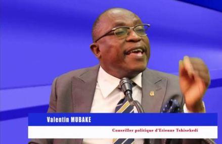 RDC: Valentin Mubake exige la tenue d'une conférence internationale sous la Médiation de Macron pour mettre fin à la crise