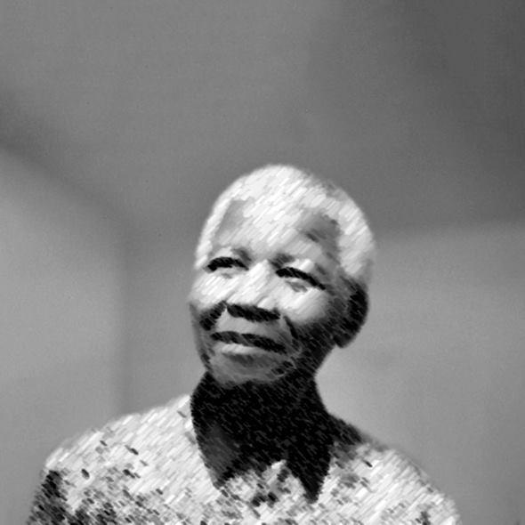 """la pièce """"Afrika Mandela"""" au théâtre des Maronniers du 10 au 19 octobre"""