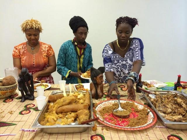 SAGALY Semaine Africaine de Gastronomie à Lyon