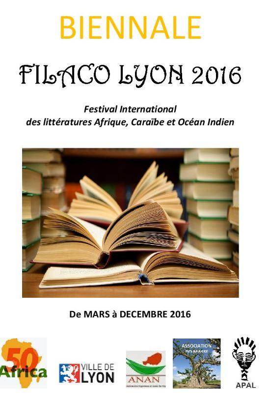 Festival International des Littératures Africaines, Caribéennes et de l'Océan Indien