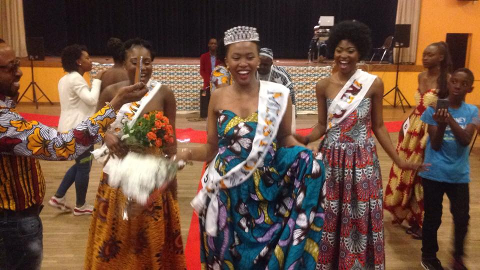 Election de Miss Ivoire Métropole de Lyon 2017