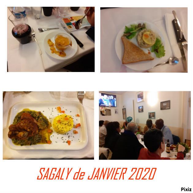 [CUISINE] Dégustations et voyage lors de la soirée SAGALY de janvier ce 23 janvier 2020 au 93