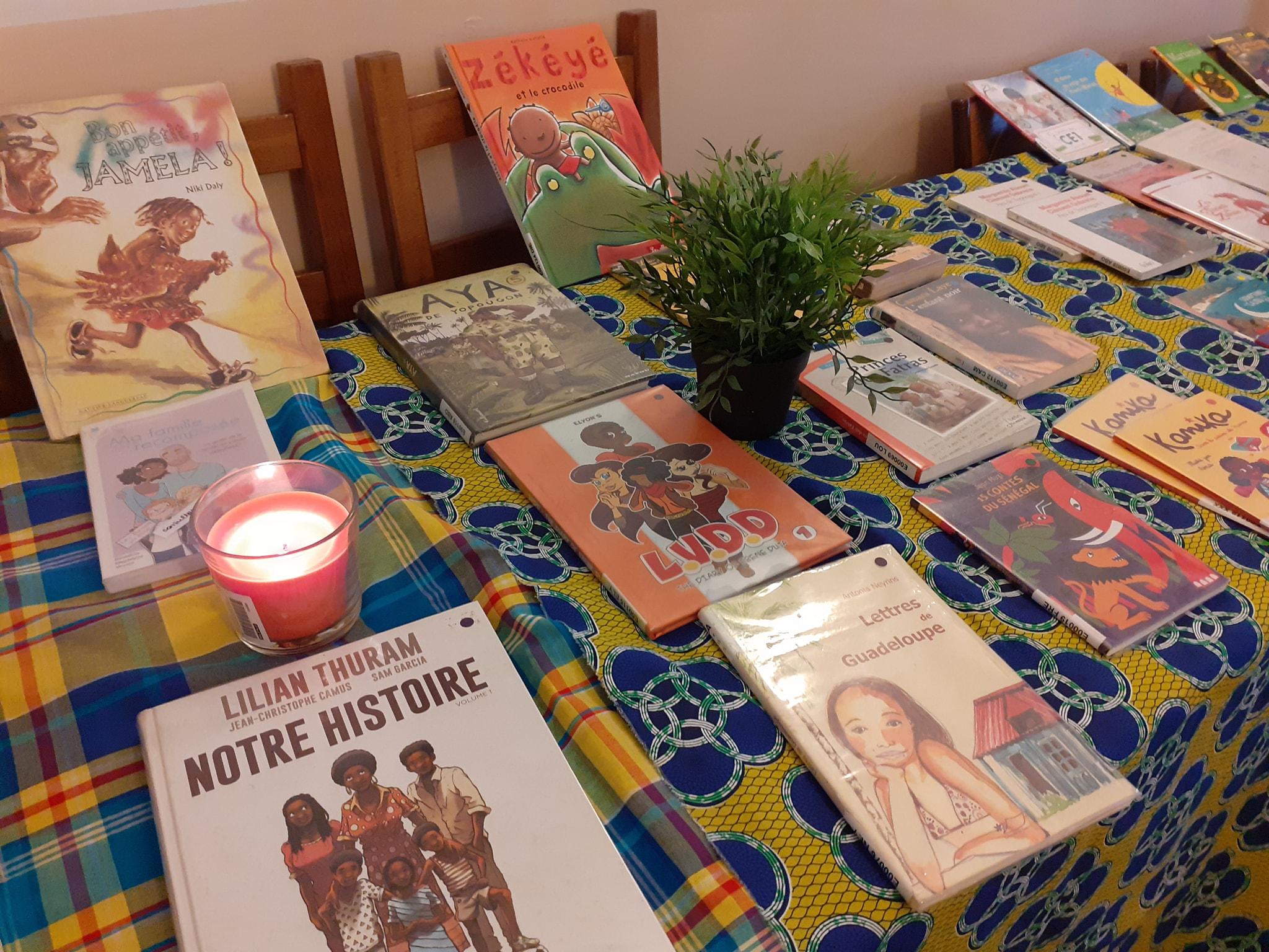 [ENFANTS] Mwana Afrobook, des livres pour vos enfants Ouverture samedi 25 septembre 2021 à Lyon 7e