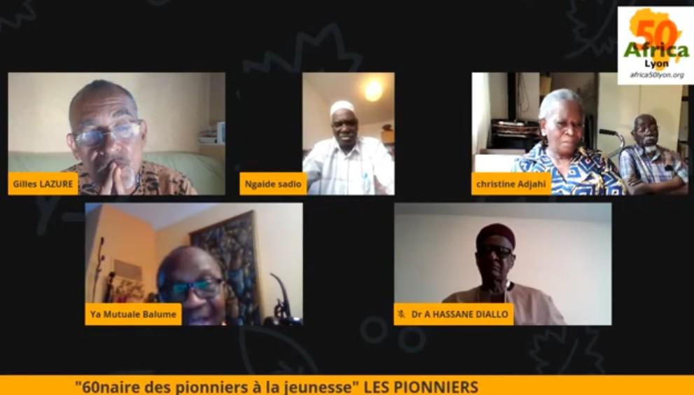 """[CONFERENCE] Voir la vidéo """"60'NAIRE des pionniers à la jeunesse, liés par la musique"""" en visio-conférence mercredi 1er juillet 2020"""
