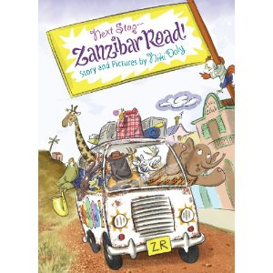 Next Stop Zanzibar Road! Book Cover