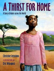 A thirst for home : a story of water across the world Book Cover