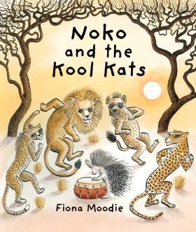Noko and the Kool Kats Book Cover