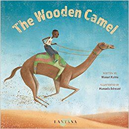 The Wooden Camel Book Cover