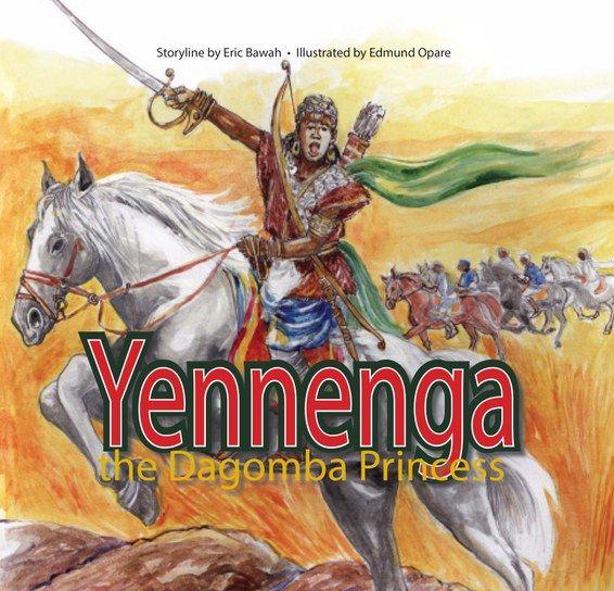 Yennenga, The Dagomba Princess Book Cover