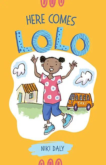 Here Comes Lolo Book Cover
