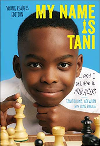 My Name Is Tani ... and I Believe in Miracles Young Readers Edition Book Cover