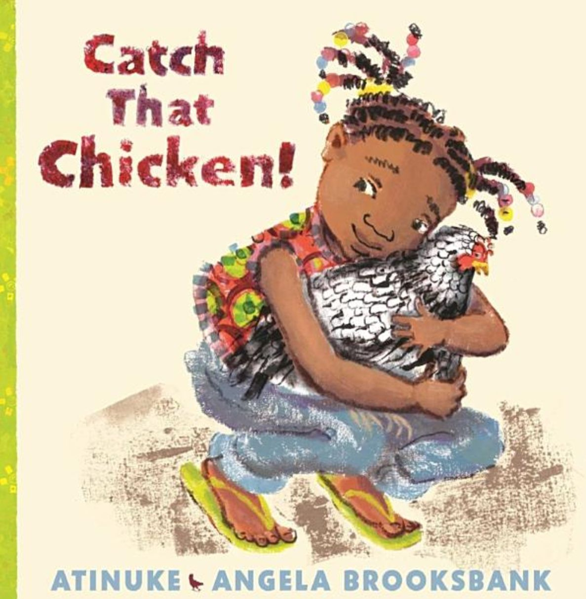 Catch That Chicken! Book Cover