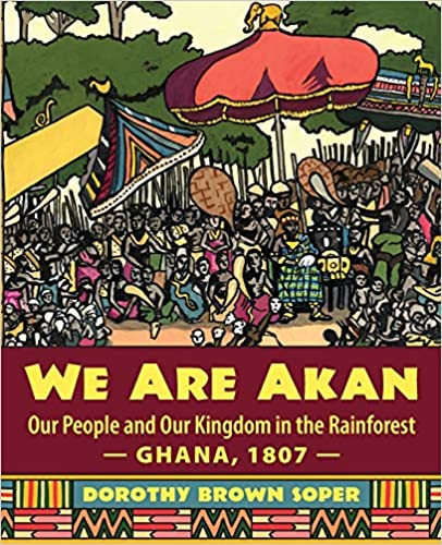 We are Akan Book Cover