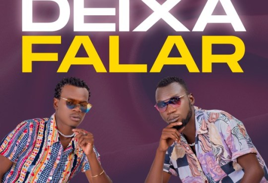 Pleising Magoxa Feat. Michel Cypriano – Deixa FalarPleising Magoxa Feat. Michel Cypriano – Deixa Falar