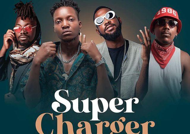 Djunny Beatz – Super Charger (Feat. Simba Barvic, Illan & Bangla10)
