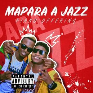 Mapara A Jazz – Piano Offering (Album)