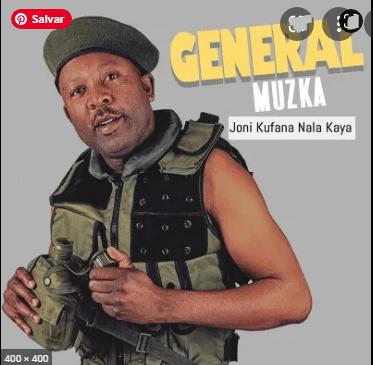 GENERAL MUZKA - Thenda Ya Malunghelo
