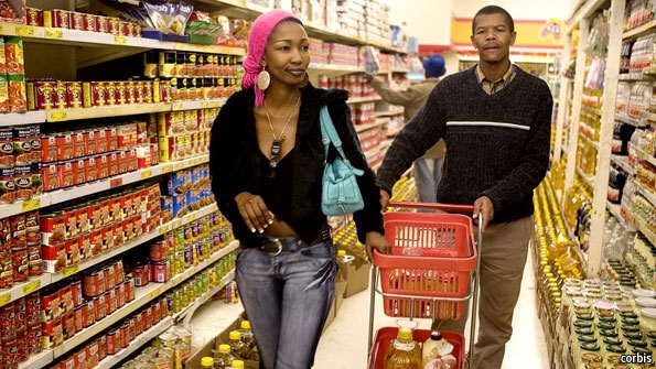 African consumers are becoming more discerning
