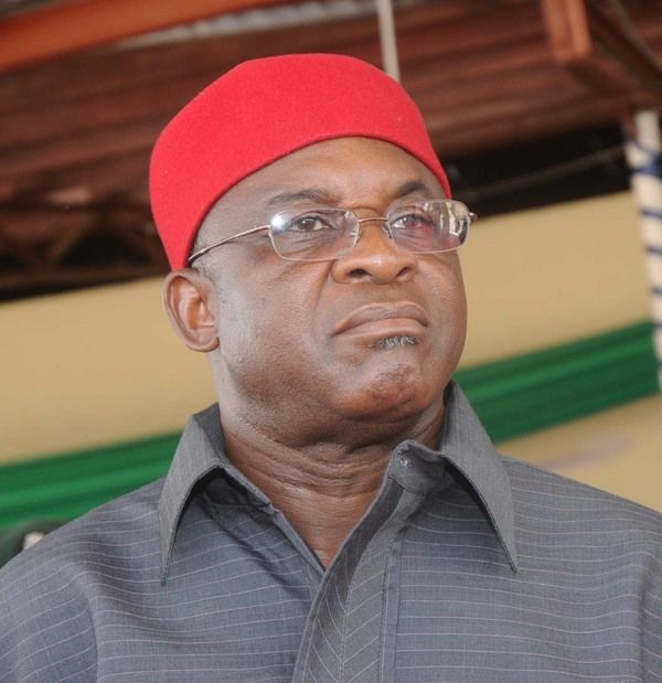 Senate president David Mark: awaiting impeachment request