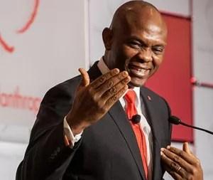 Tony Elumelu plan to generate a quarter of Nigeria's  power
