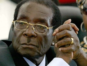 Western nations have restricted funding to charities, accusing President Mugabe of election rigging and human rights buses
