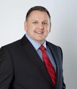 Charles Brewer, managing director of DHL Express sub-Saharan Africa