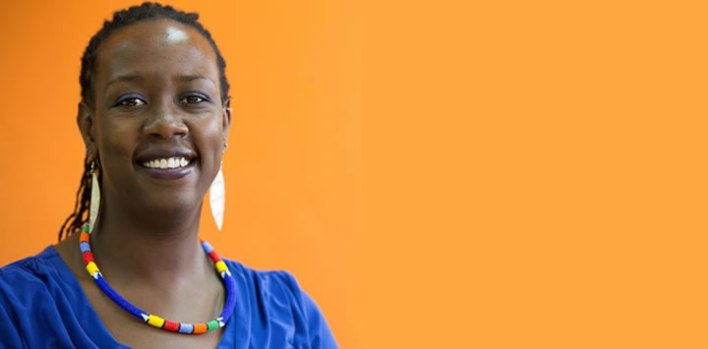 Wanjiru Kamau-Rutenberg: women still underrepresented in agricultural research and higher education in Africa.