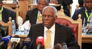 Superannuated rulers like Angola's dos Santos  remain in charge