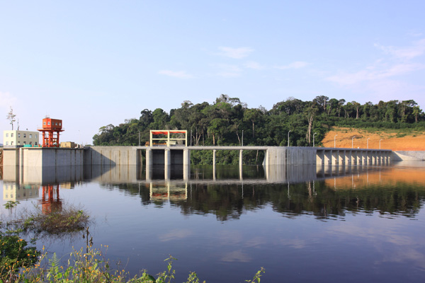 Sinohydro had previously been involved in the construction of the 120 MW Djibloho hydroelectric plant