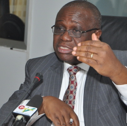 BoG governor Kofi Wampah said more moderate inflation was in line with the country's tight monetary policy stance and ongoing fiscal consolidation