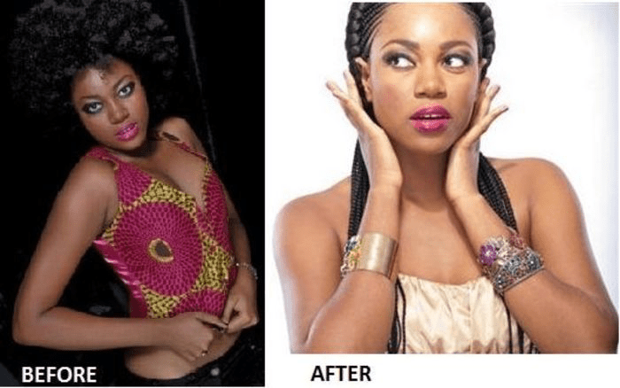 10 African Celebrities Who Have Allegedly Bleached Their Skin 4 8