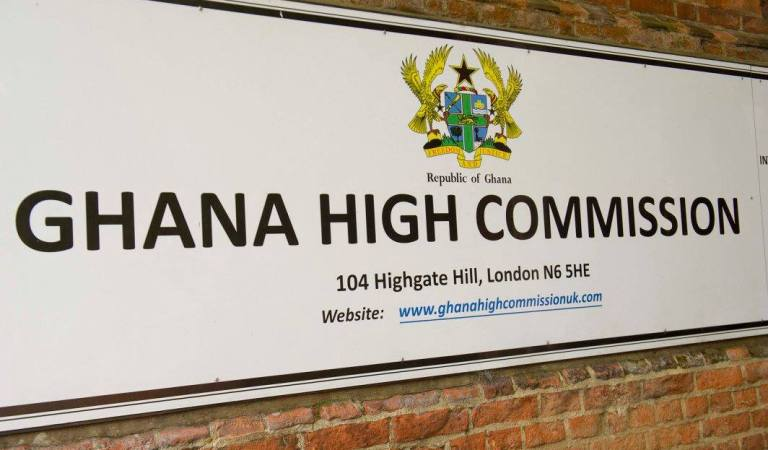 Dealing with Ghana High Commission UK's Staff is Almost Synonymous with Dealing with Incompetent Jesters