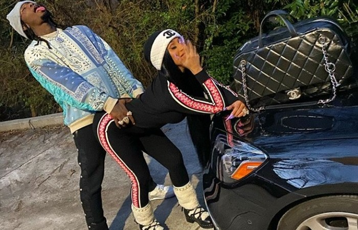 """The D**# Tastes Better When It's Coming From a Hard Working Man"" – Cardi B's Message to Hubby Offset"
