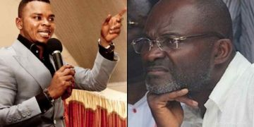 Obinim and Kennedy Agyapong