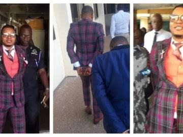 Angel Obinim in police custody