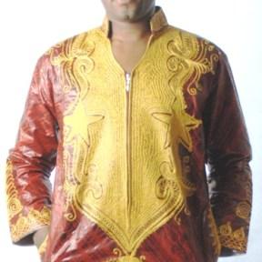 man shirt burgundy color