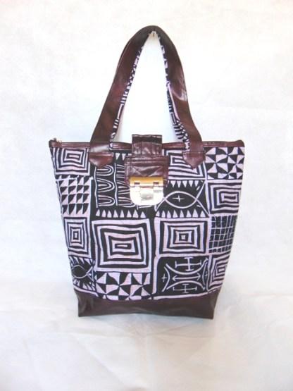 woman handbag black brown