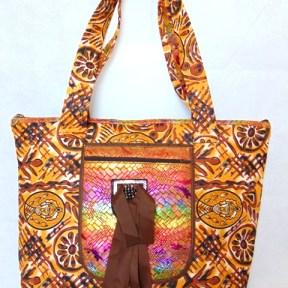 woman Rainbow handbag
